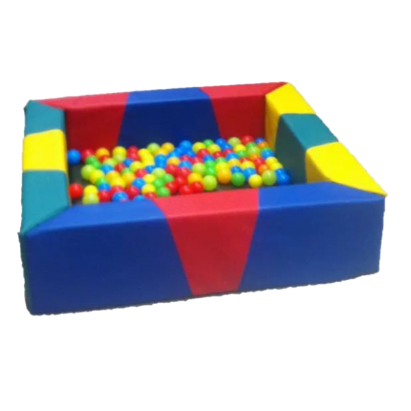 Two-Tone ball pool with free mat