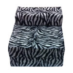 Baby Z Bed deluxe foam zebra skin colour